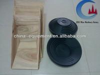 "10"" Gold basin Black 25 CM Panning Gold Prospecting Tools Metal Sluice"