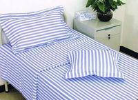 wholesale fashion fabric cotton blue and white stripe