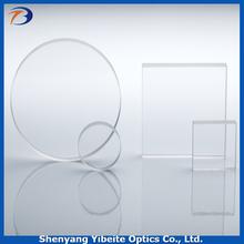 YBT Fused Silica Glass AR coating CaF2 Calcium Fluoride Optical Instrument Window