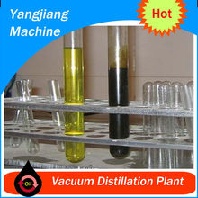 Lastest Design Used Oil Refining And Oil Recycle Unit