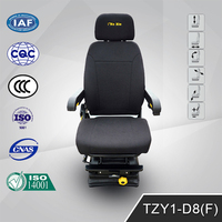 Luxury auto driver Car Seats TZY1-D8(F)