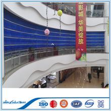 PVC folding fabric shutter gate door   Automatic roll up sectional door Wuxi Suppler