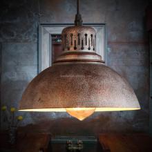 antique rustic iron new product Pendant Vintage Lighting