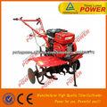 Fazenda agric Professional usado a gasolina enxada rotativa