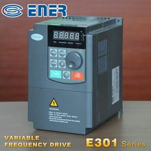 E301G series E301-2.2G-T4 0.75kw high performance current vector frequency converter ac 50HZ 60HZ for fan price