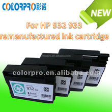 Bulk buy from china for hp933 xl remanufactured for hp932 For HP 6100