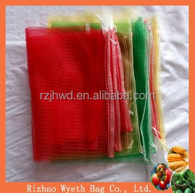 hdpe knitted agriculture packing mesh bags