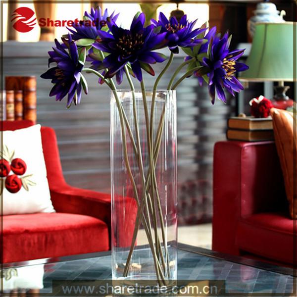 2015 gros plastique transparent pas cher grand cylindre plexi vases pour no l vases en plastique. Black Bedroom Furniture Sets. Home Design Ideas