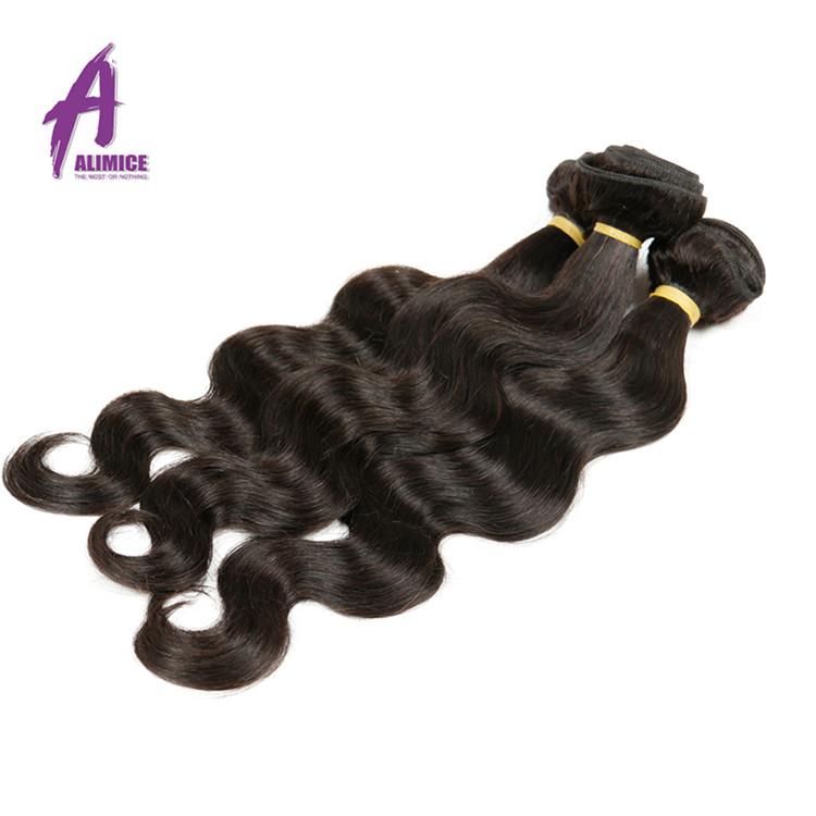 Body wave virgin human hair extension (62)