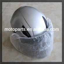Popular cara llena del casco de seguridad del casco con rojo / rosa / astilla