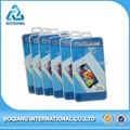 2015 la promoción de venta de telefonía móvil templado de vidrio protector de pantalla
