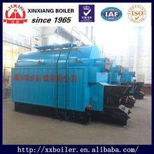 High efficiency 3-return 1-4t/h China manufacturer setrika uap jenis boiler batubara hot sale