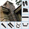 pvc gutter fittings,gutters & downspout,drop outlet