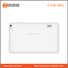 2015 latest style dual core cpu tablet pc android os, flash light