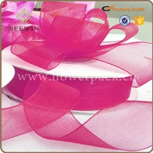 Organza Ribbon Decor Flower and Gift