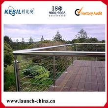 tensor de cable de barandilla de protección de hierro forjado barandilla 3-6mm cable