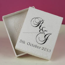 Most popular hot sell branded unique luxury wedding card