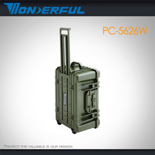 Wonderful Waterproof tool case# PC-5626w IP67