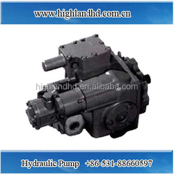 Shangdong China Highland supplier reliable performance hydraulic pump and motor price