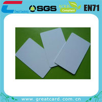 Cheap wholesale 1k F08 blank card in stock