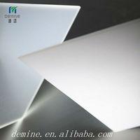 Jiangsu Advertising Lamp Box Special Polycarbonate(pc) board Good Visual Effect Anti-aging Anti-static Byer