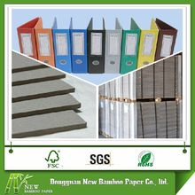 230gsm duplex board paper for hard cover file folder
