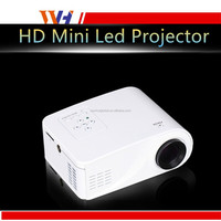 2015 Hot Selling Mini Portable Multimedia HD 800 Lumen Home Use Led Projector
