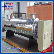 Calentador de gas para la industria química, la fabricación de china