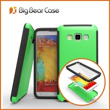 with screen cover for samsung galaxy a3 back case