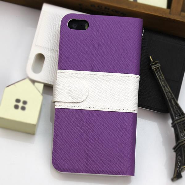 Factory wholesale PU leather case for iphone 4S