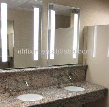 Awesome Beautiful Full Length Bathroom Mirror 9