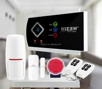 Wireless GSM Home Office Burglar Intruder Alarm Kit Security System SMS Autodial-G10A