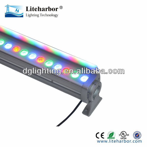 rgb led wall washer light ip65 18w buy wall washer light. Black Bedroom Furniture Sets. Home Design Ideas