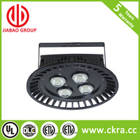 DLC listed LED highbay light 120w 200w high bay low bay shock resistant IP65 rating Dimmable dim dimming