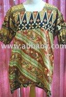 Batik Indonesia dress