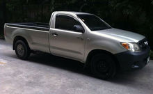 2006 Toyota Hilux Vigo Single Cab 2.5 Diesel Car