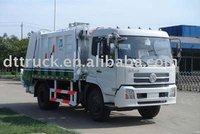 Dongfeng 4X2 compression garbage truck