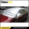 Taffeta material car mirror cover flag