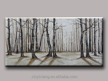 New arrival landscape modern art craft acrylic painting
