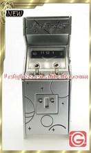 Authentic zinc alloy Arcade machine style unique clock