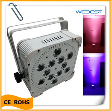 LED WIRELESS UPLIGHTS 24V 24000mah 4 IN1 Led wireless Par Can 4in1 led uplighting