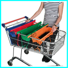 2015 Sale Popular Easy Carry Shopping Bag For Shallow Trolleys