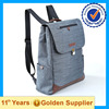 2015 trendy backpack OEM girls leather backpack bags