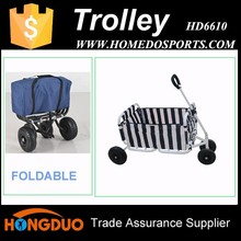Best cheap folding hand trolley with air wheel