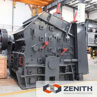 Zenith high efficiency impact crusher with advanced technology with low price