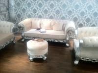 vintage home bar white washed oak furniture universal furniture manufacturer DXY-841#