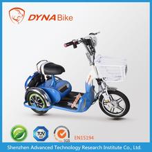 "2015 newest luxury eco trike for adult ""DYNABike"" brand"
