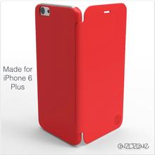 Wholesale price flip cover case for iPhone 6 plus