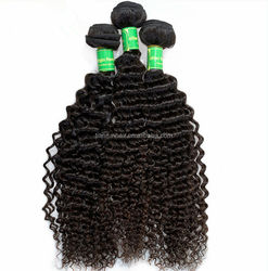 100% unprocessed natural raw indain virgin curly hair extension indian soft wavy human hair weave wholesale