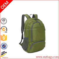 Folding Waterproof Nylon Backpack Outdoor Travel Sport Hiking Cycling Bag Pack